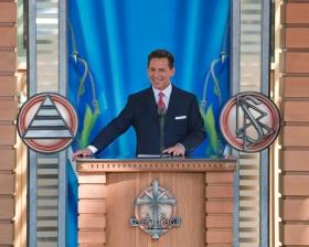Le 4 avril 2009, David Miscavige, Président du conseil d'administration du Religious Technology Center et chef ecclésiastique de la Scientologie, a présidé l'inauguration de la nouvelle Église de Scientologie de Malmö.